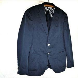 BOSS Hugo Boss Navy Blazer